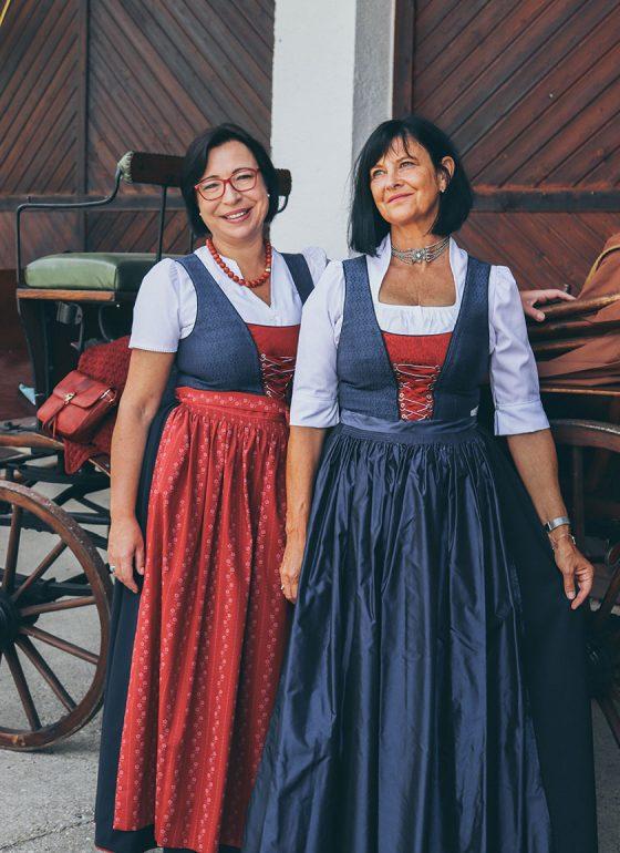 Niederbayern Dirndl Gamsnberger
